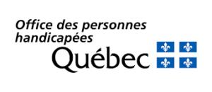Logo Office des personnes handicapées Québec